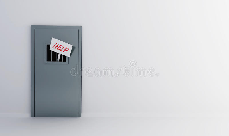 Download Request For Assistance To Political Prisoner Stock Illustration - Image: 24521996