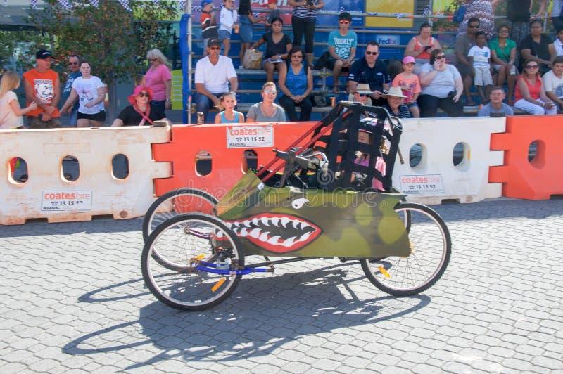 Requin : Billy Cart Race photos libres de droits