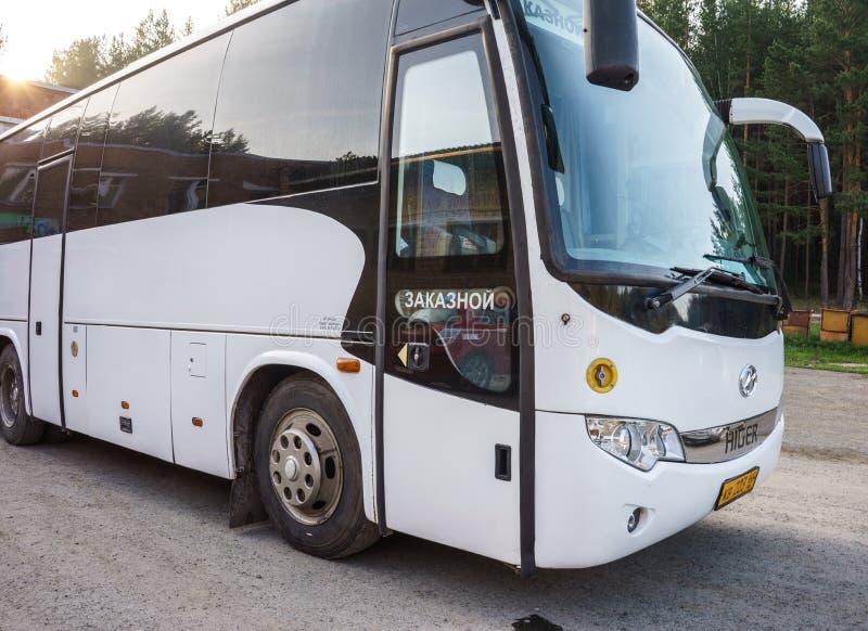 Download Resa med bussen redaktionell foto. Bild av modernt, turnera - 78730840