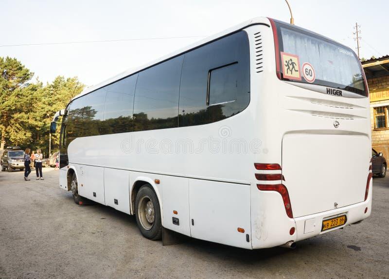 Download Resa med bussen redaktionell foto. Bild av destination - 78730990
