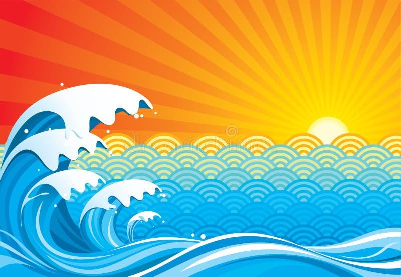 Resaca y Sun libre illustration