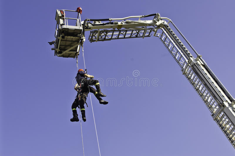 Rescue royalty free stock photography