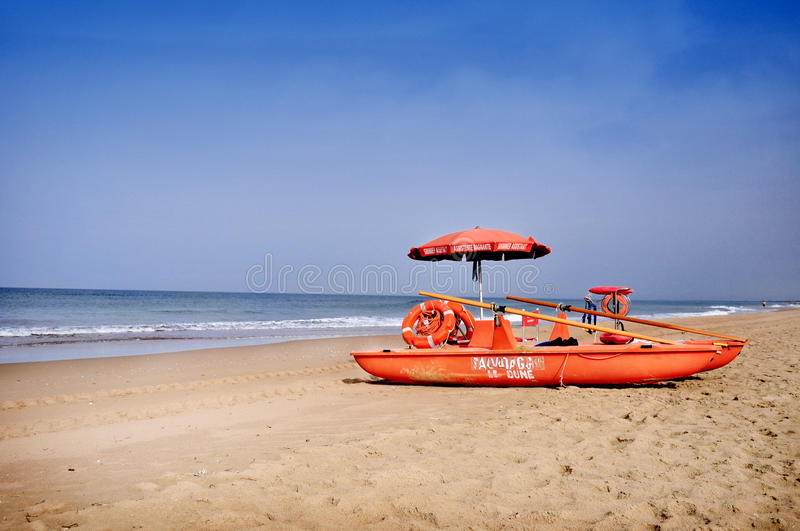 Download Rescue boat stock image. Image of boat, beach, float - 23820471