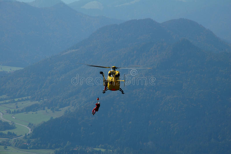 Download Rescue Helicopter stock image. Image of flying, helicopter - 9826629