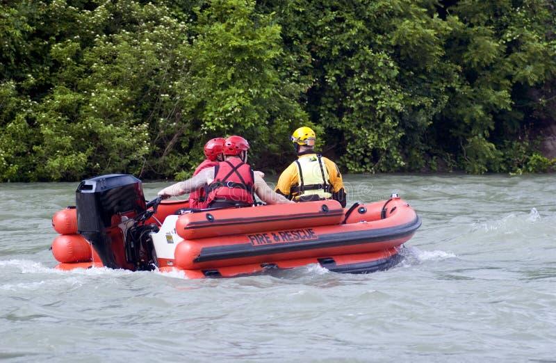 Rescue Team stock images