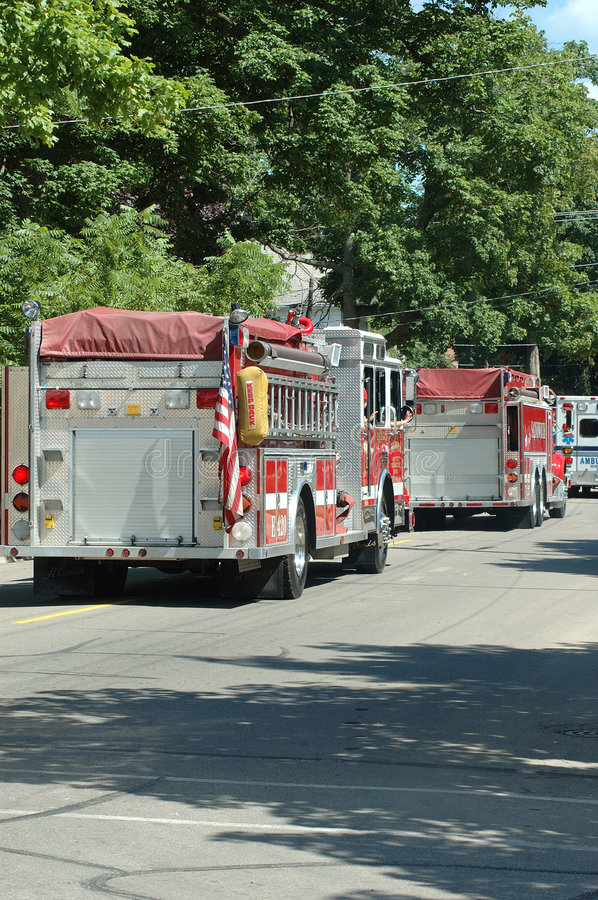 Download Rescue Vehicles stock image. Image of ambulance, streets - 163645