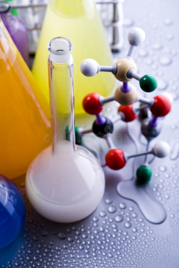 Download Research and experiments stock image. Image of molecular - 8670701