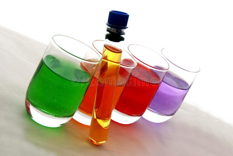 Research laboratory royalty free stock photo