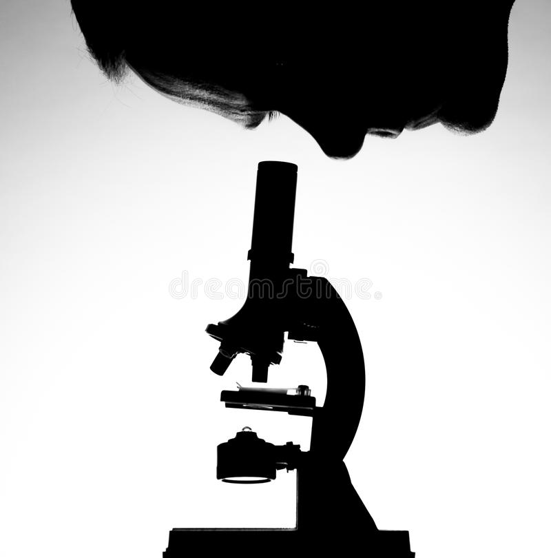 Download Researcher stock image. Image of lens, optical, examine - 32595853