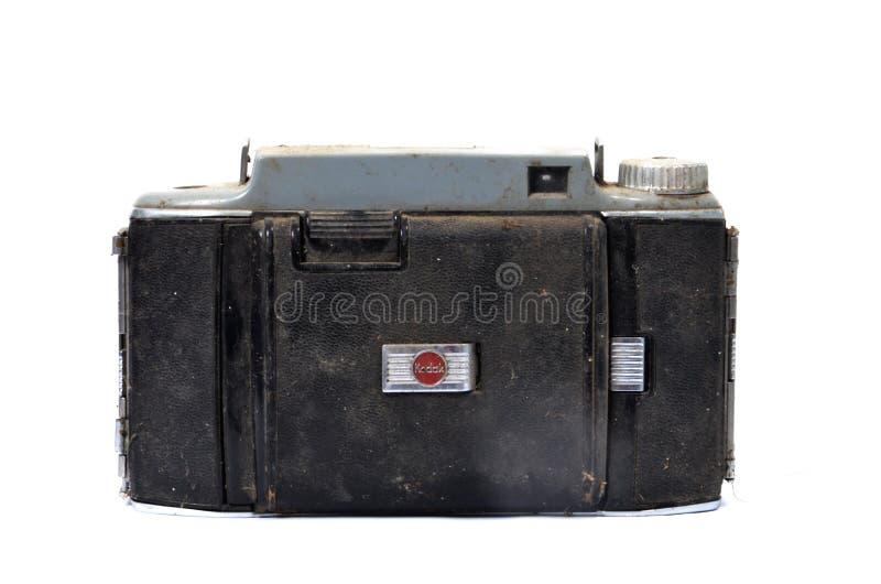 RESEN, МАКЕДОНИЯ 5,2014 -ГО ЯНВАРЬ: Камера Kodak туристская американские сделанные складывая камеры фильма крена от Eastman Kodak стоковая фотография