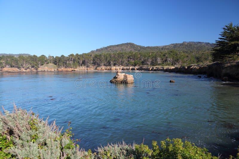 Reserva do estado de Lobos do ponto imagem de stock royalty free