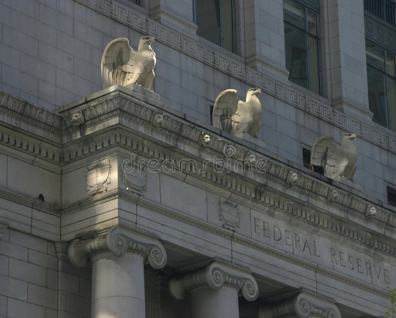 Reserva federal foto de stock royalty free