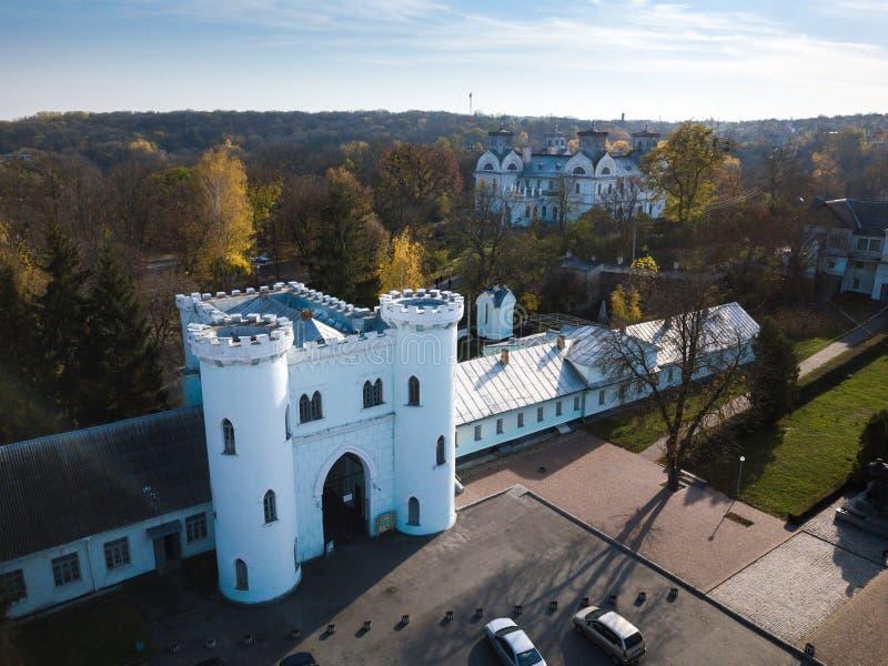 Reserva histórica y cultural del estado de Korsun-Shevchenkivsky fotos de archivo