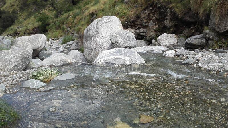 Reserva natural em Merlo, San Luis Argentina imagem de stock royalty free