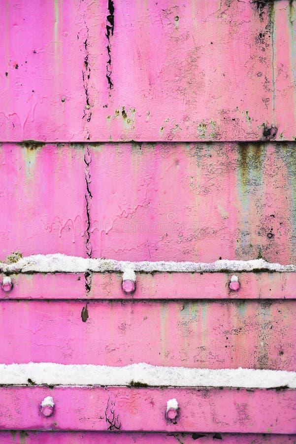 Reservación rosada del glamo del moho imagen de archivo
