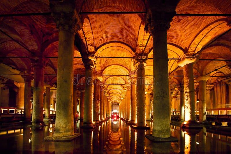 Reservatório da basílica imagens de stock
