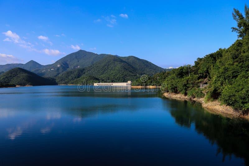 Reservatório da TAI Tam, Hong Kong imagem de stock royalty free