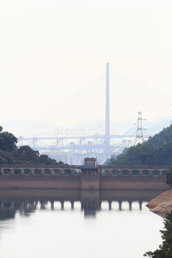 Reservatório de Kowloon foto de stock royalty free