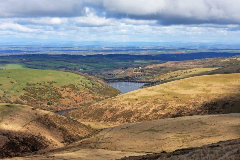 Download Reservatório De Meldon, Dartmoor Foto de Stock - Imagem de laje, cume: 26511148