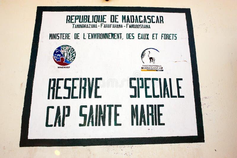 Download Reserve Cap Sainte Marie editorial stock image. Image of wildlife - 19776519