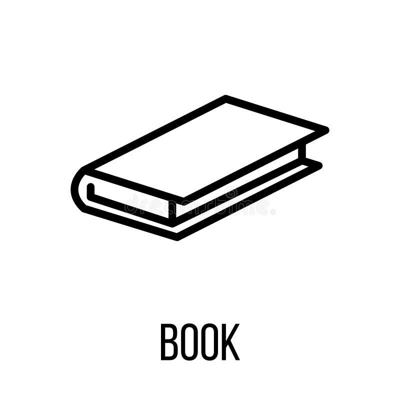 Reserve el icono o el logotipo en la línea estilo moderna ilustración del vector