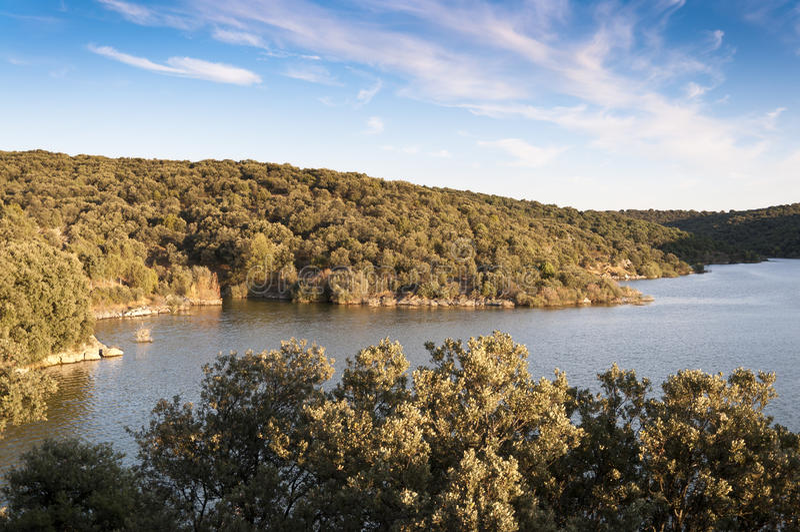 Download Reservoir stock image. Image of outdoor, nature, pond - 23244865