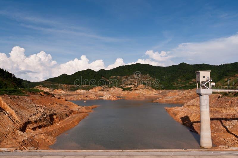 Download Reservoir stock image. Image of nature, cloud, lake, station - 24740267