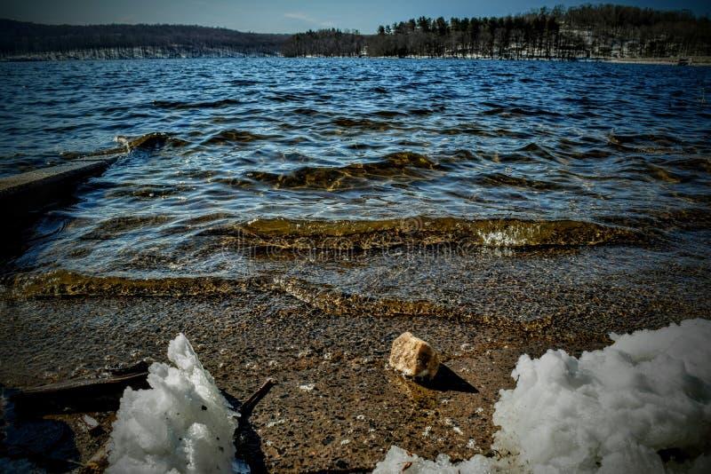 Reservoir royalty free stock photo