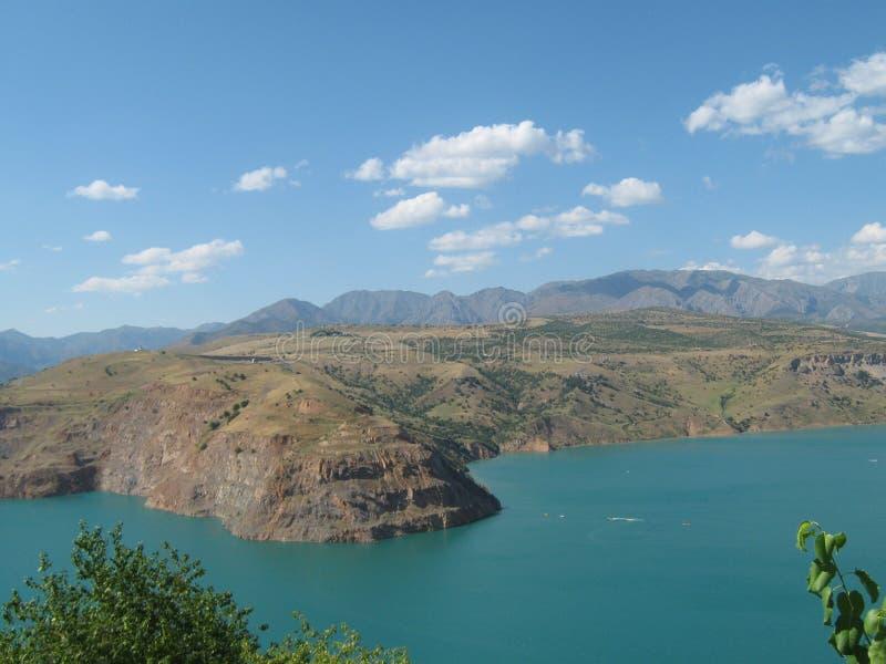 Reservoir Chorvoq stockbild