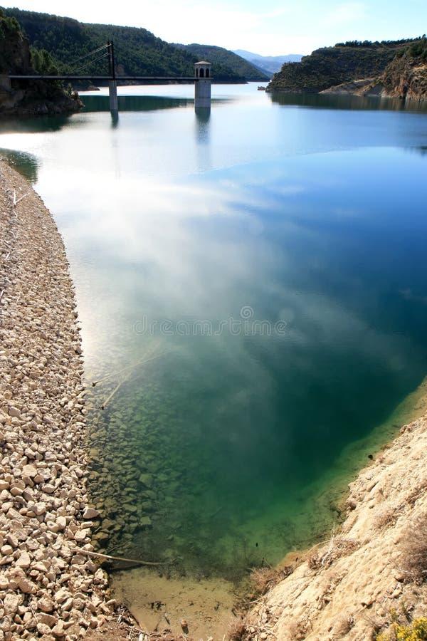 Download Reservoir Francisco Abellan, Andalusia, Spain Stock Photos - Image: 24188583