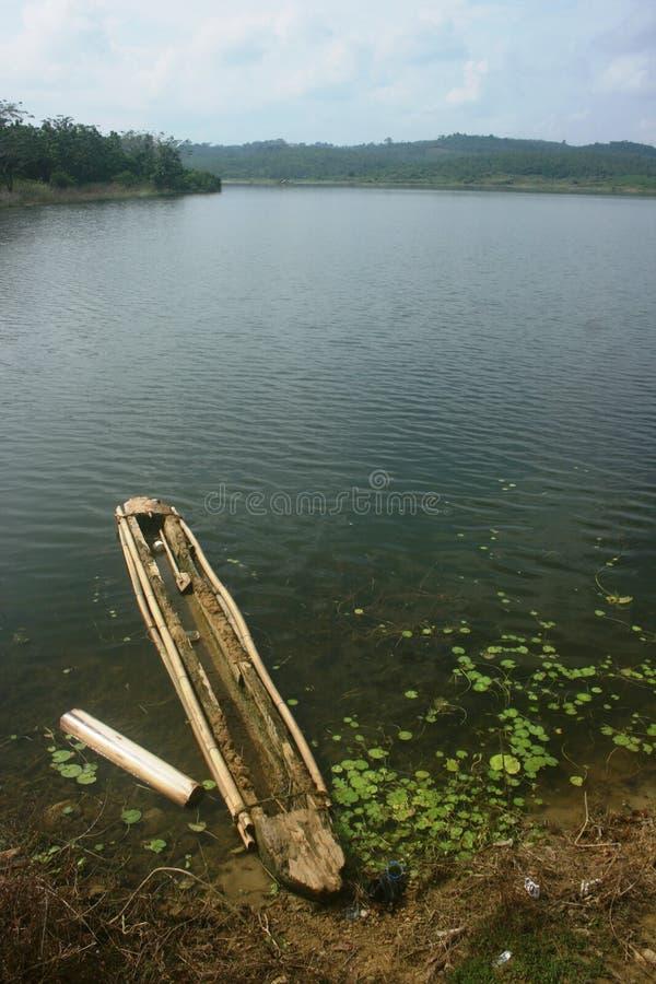 Reservoir greneng royalty-vrije stock afbeeldingen