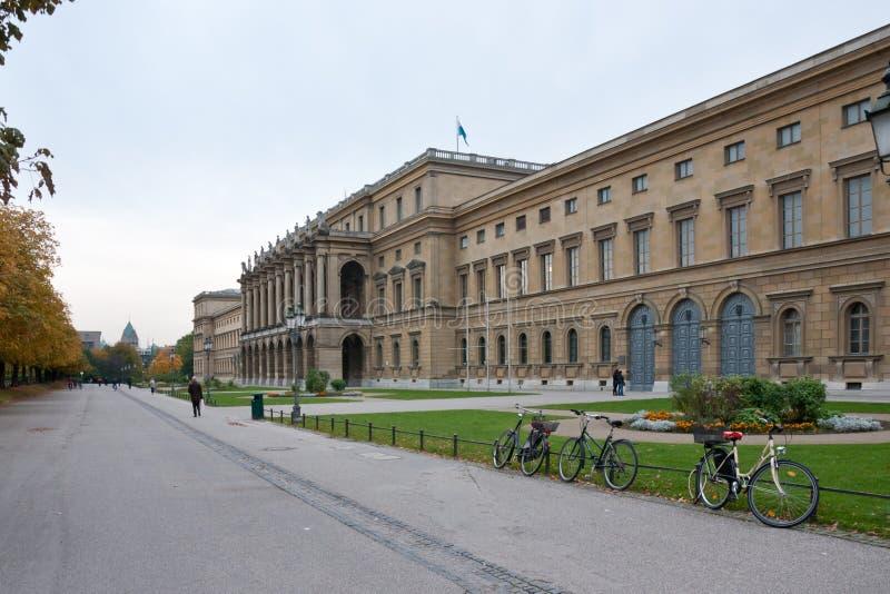 Residência de Munich fotos de stock