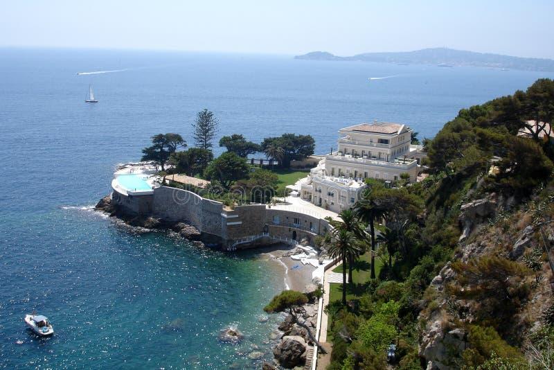 Residência luxuosa imagens de stock royalty free