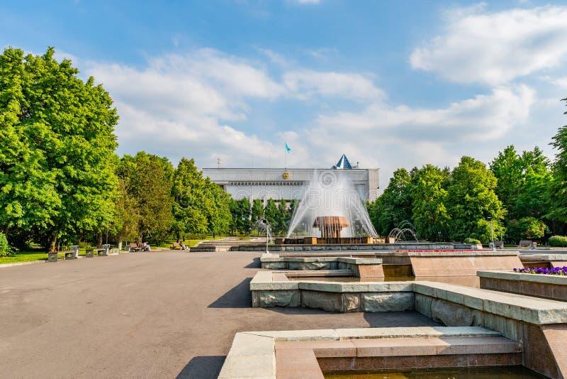 Residência Presidencial Almaty 175 imagens de stock