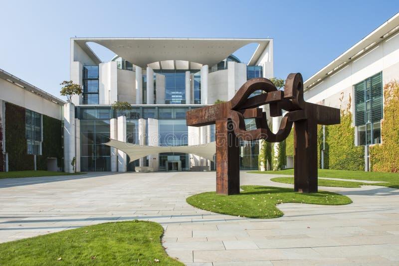 Residence of German Chanceller - Angela Merkel royalty free stock images