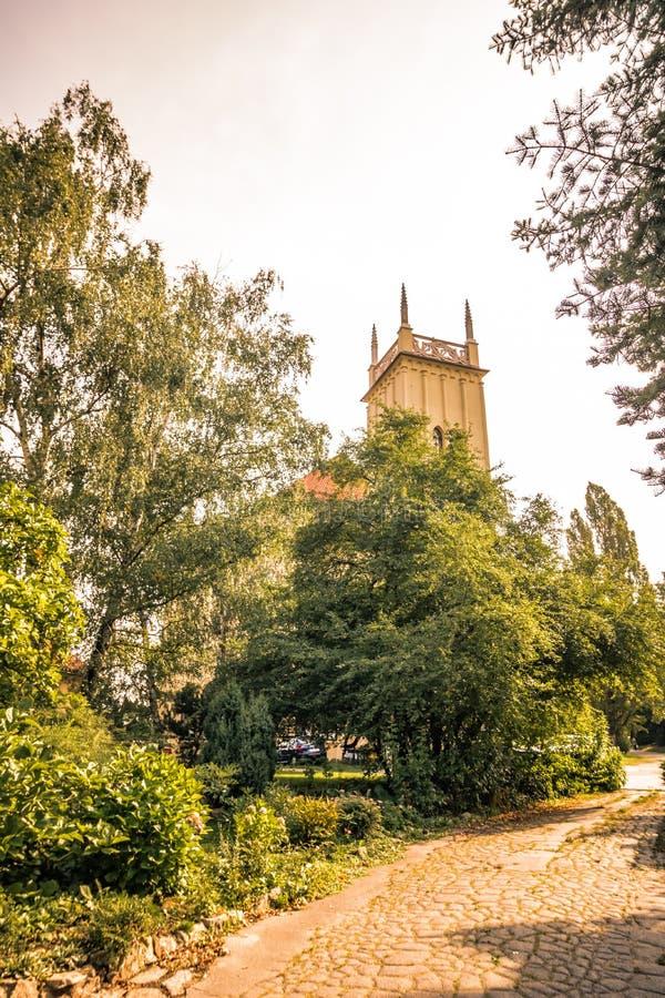 Residencia del verano del ` s del gobernador en Praga, República Checa imágenes de archivo libres de regalías