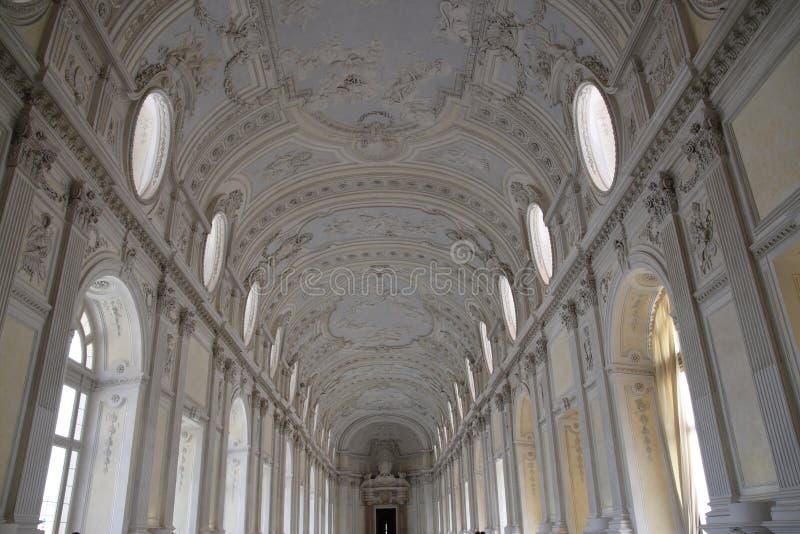 Residencia real de Venaria imagen de archivo libre de regalías