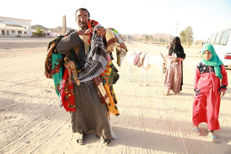 Residentes del desierto fotografía de archivo libre de regalías