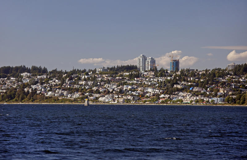 Download Residential area stock photo. Image of houses, city, beach - 27245946