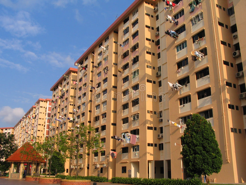 Download Residential Building Royalty Free Stock Images - Image: 193699