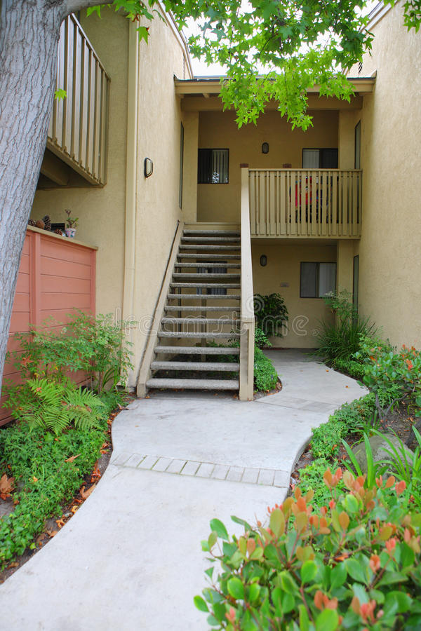 Download Residential Building In Los Angeles Royalty Free Stock Photo - Image: 26376055