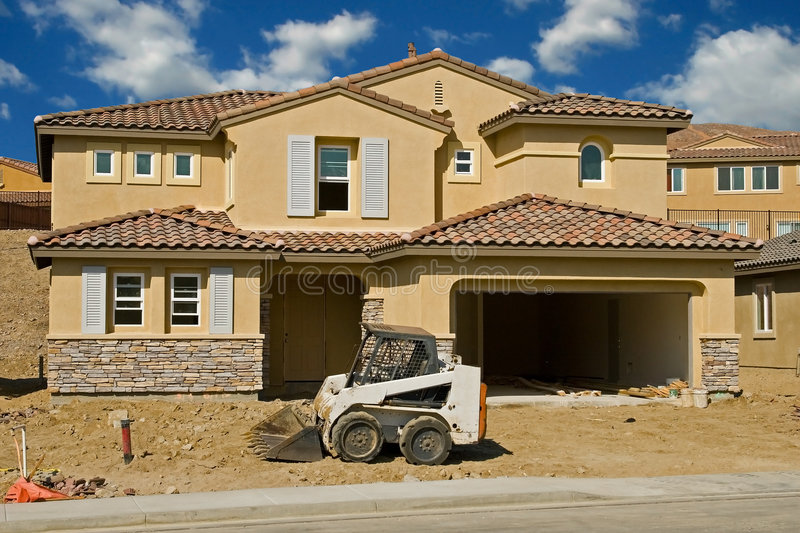 Download Residential Construction stock photo. Image of architectural - 2520712