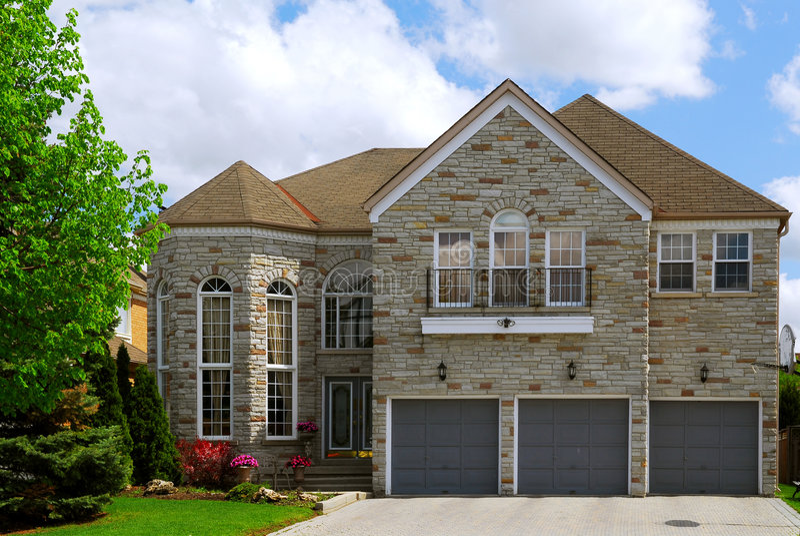 Residential home stock photos