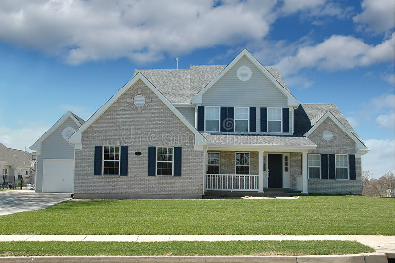 Download Residential House Stock Photos - Image: 2317043
