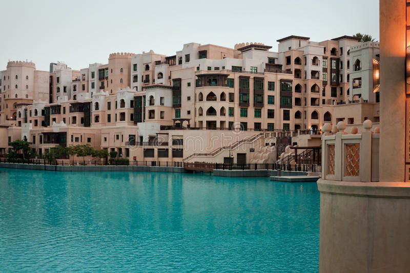 Download Residential house in Dubai stock photo. Image of dubai - 19918582