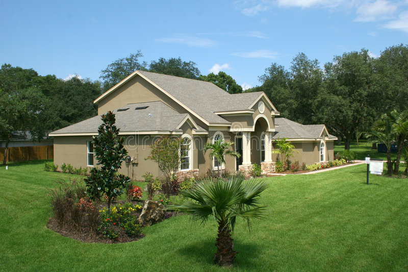 Download Residential House For Sale Royalty Free Stock Images - Image: 2064319