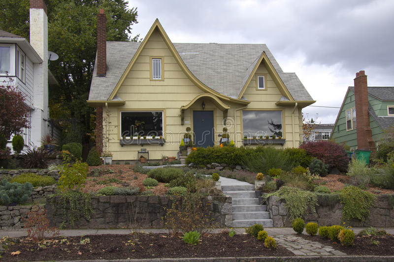 Download Residential Living, Portland OR. Stock Photos   Image: 27515503