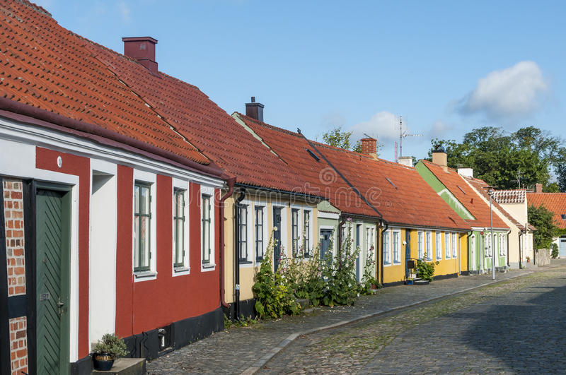 Download Residentual Buildings Simrishamn Editorial Stock Photo - Image: 33578668