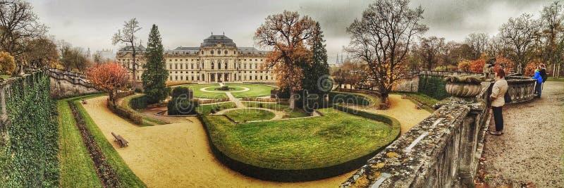 Residenz Würzburg 库存图片