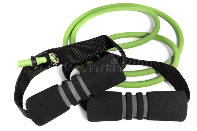 Download Resistance Band stock photo. Image of green, resistance - 14856864